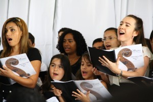 Ladies Singing